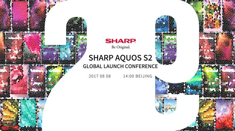 SHARP AQUOS S2 global launch conference