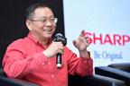 Dr. Luo Zhongsheng CEO of SHARP/InFocus Mobile
