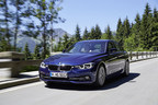 BMW 320d Edition Sport (PRNewsfoto/BMW India Private Limited)