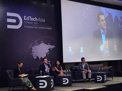 51Talk Attends the 2017 EdTech Asia Summit in Ho Chi Minh
