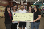 Petland Chillicothe Reaches $20,000 in Support of Local Shelter Adoptions