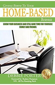 Giving Birth to Your Home-Based Business