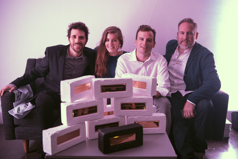 McCann Health Most Awarded Agency at the 2017 Creative Floor Show