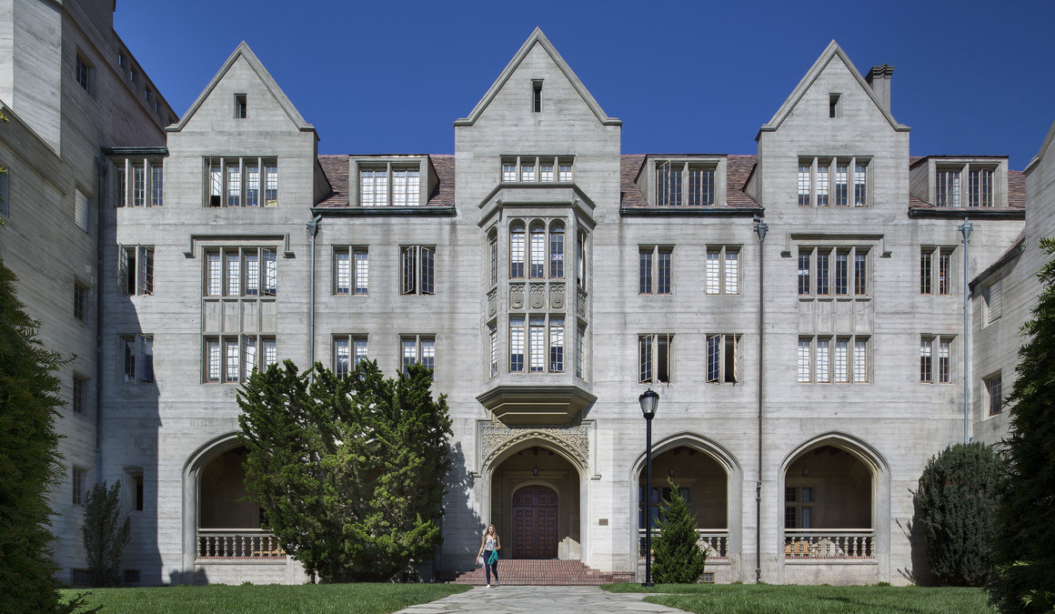 Historic bowles hall earns leed silver certification xflitez Choice Image