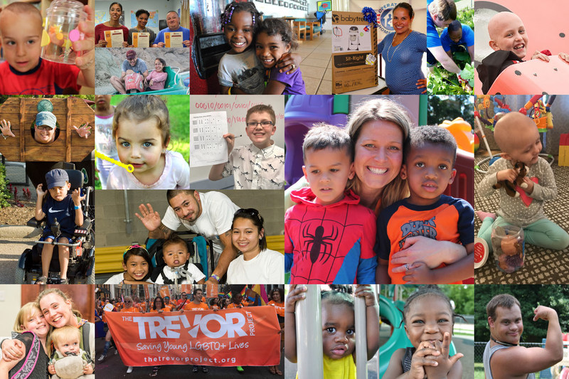 Vote for your favorite non-profit organization to win a $110,000 donation through DSW's Leave Your Mark Program