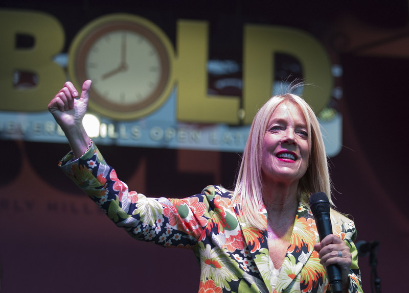 Beverly Hills' Mayor Lili Bosse kicks off BOLD, a month-long celebration happening Thursday, Friday, and Saturday nights throughout the month of August in the city.