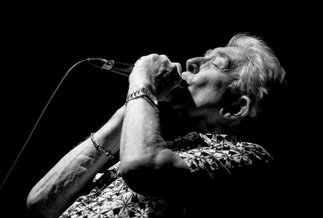 "Blues Legend John Mayall - the ""Godfather of British Blues"""
