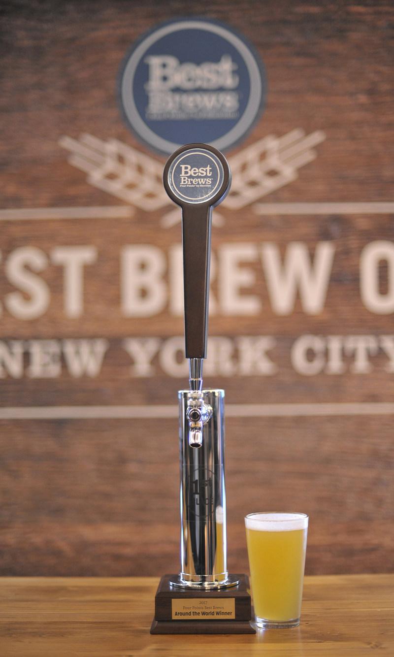 Four Points Best Brews Around the World Brew Off Kicks Off International Beer Day