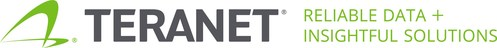 Teranet New Logo and Tag Line (CNW Group/Teranet Inc.)