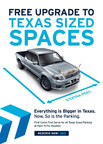 Park 'N Fly introduce estacionamiento Texas Sized Spaces™