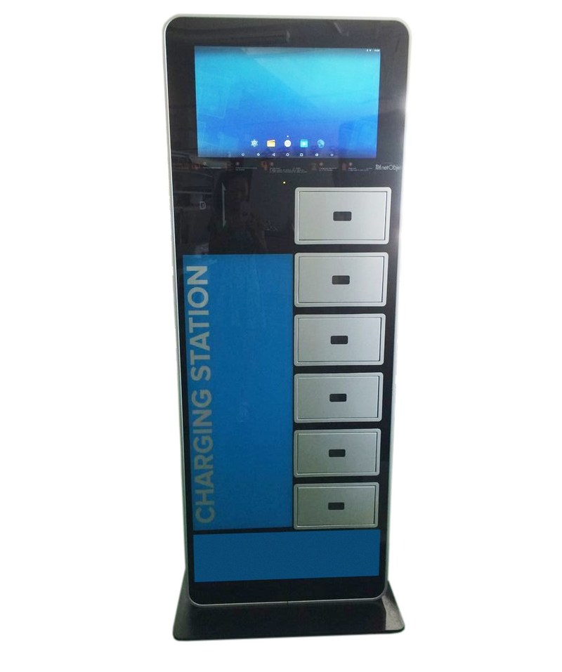 Smart Charging Stations
