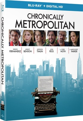 From Universal Picture Home Entertainment: Chronically Metropolitan