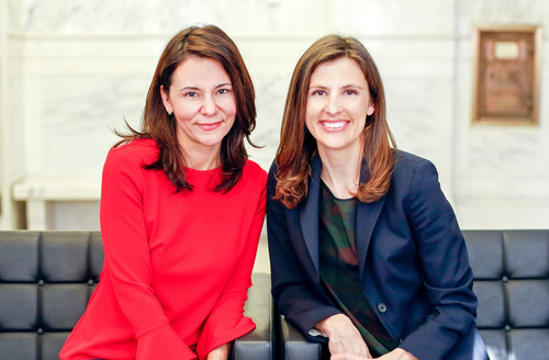 Melissa Baker, President & CEO at Fenwick, and Elizabeth Stewart, Director of Investments at Fenwick.
