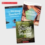 Scholastic Releases Three New Professional Books to Help K-12 Educators Prepare for Back-to-School
