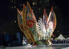 Journey to Valhalla flies away with the eighth annual Ontario Science Centre Innovation in Mas' Award at the 2017 Peeks Toronto Caribbean Carnival. (Photo Credit: Gerard Richardson) (CNW Group/Ontario Science Centre)