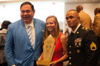 U.S. Army and Pro Football Hall of Fame Announce Student-Athlete Award Winner