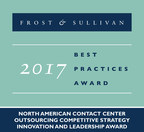 Frost & Sullivan Commends STARTEK'S Vision in Introducing Customer Engagement Solutions Based on Scientific Communication Research
