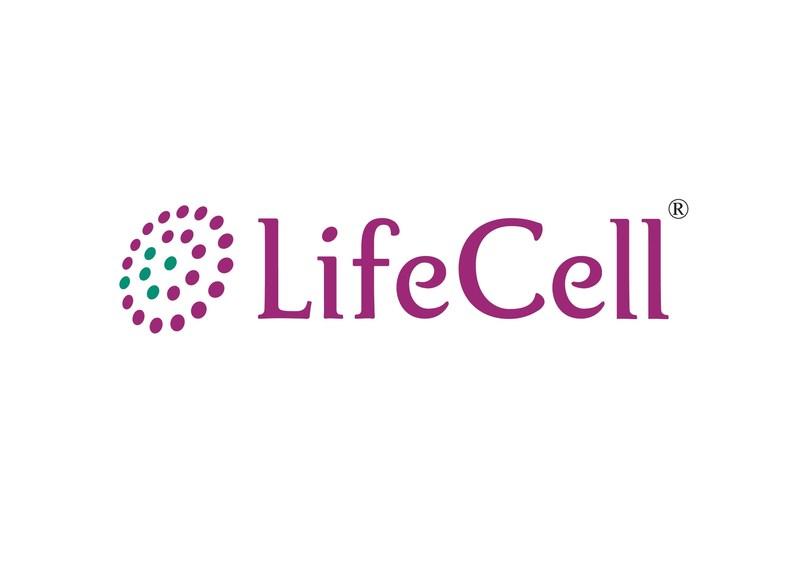 LifeCell logo (PRNewsfoto/Lifecell International Pvt Ltd)