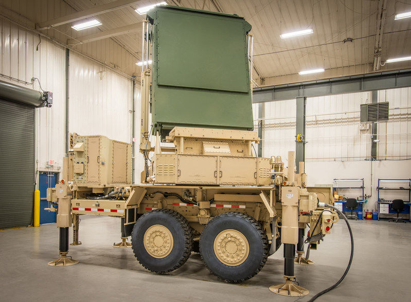Lockheed Martin's radar technology demonstrator is being developed to serve as the next generation sensor specifically designed to operate within the U.S. Army Integrated Air & Missile Defense (IAMD) framework. Photo courtesy Lockheed Martin.
