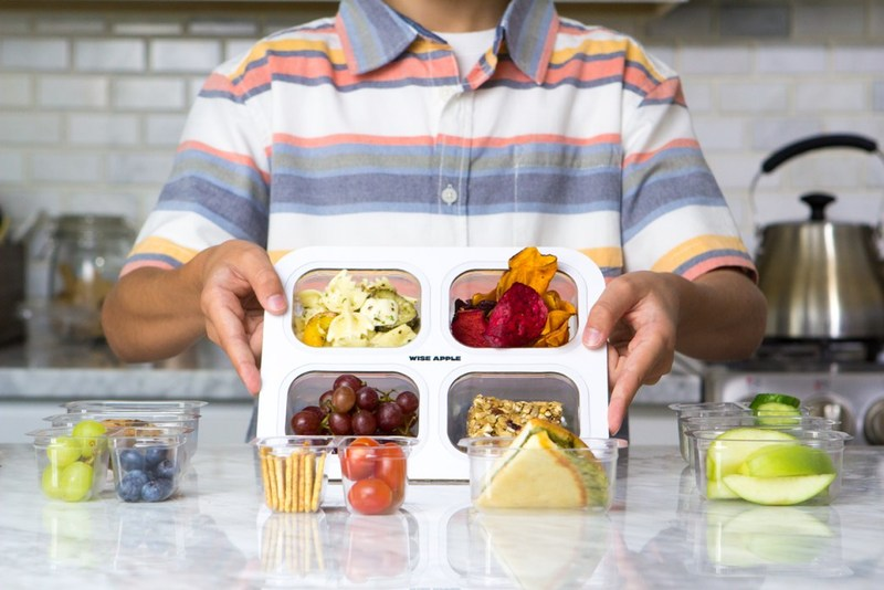 Wise Apple makes life easier by making lunch better - delivering wholesome, ready-to-eat lunches and snacks directly to your door.