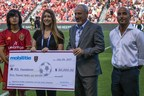 Real Salt Lake Partners With Mobilitie To Bring Futsal Courts To Constitution Park