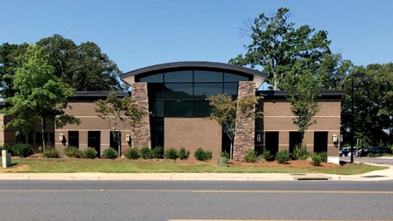 Our new Rock Hill office for Carolinas Center For Oral & Maxillofacial Surgery