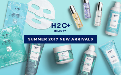 H2O+ Beauty Summer Launches