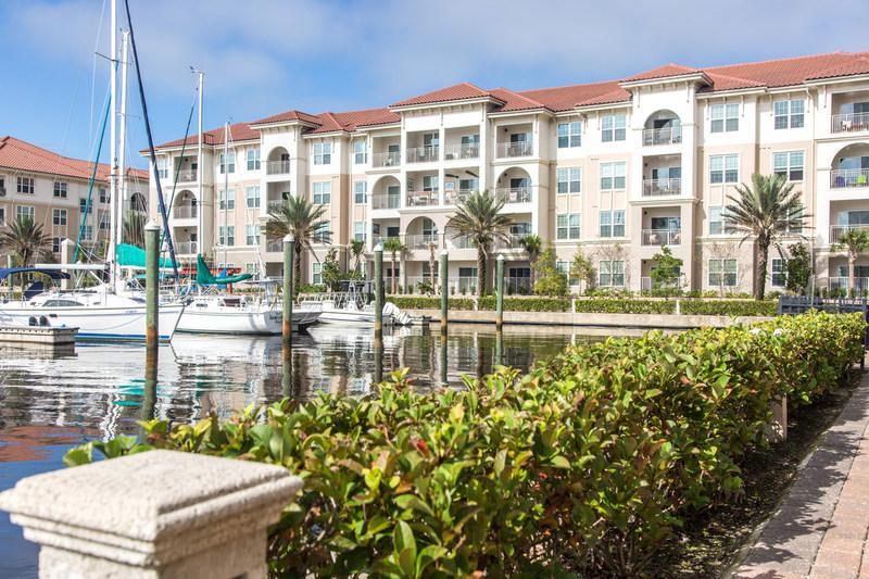 Views at Harbortown in Jacksonville FL