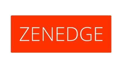 Zenedge Logo. (PRNewsfoto/Zenedge)
