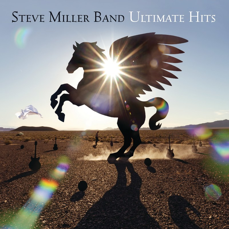 Music legend Steve Miller has produced and personally directed the curation and creative process for two new, career-spanning Steve Miller Band 'Ultimate Hits' collections, to be released September 15 by Capitol/UMe. 'Ultimate Hits' is available now for preorder in a 1CD and digital edition featuring 22 essential Steve Miller Band tracks, including previously unreleased rarities, and in a 2CD and digital deluxe edition with 40 top hits, live tracks, and more previously unreleased recordings.