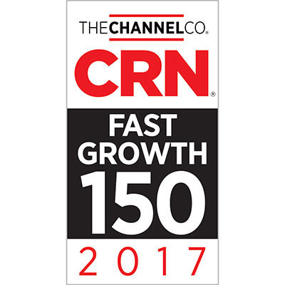 CTL Named to Top 50 on the 2017 CRN Fast Growth 150 List