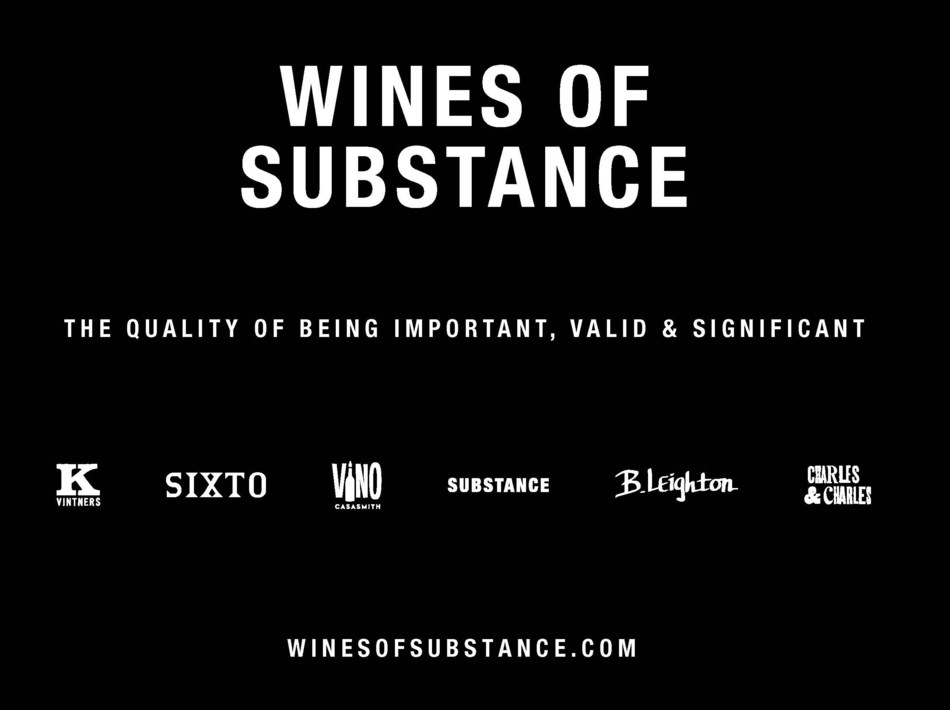 Award-Winning Winemaker Charles Smith Unveils New Company Name – Wines of Substance