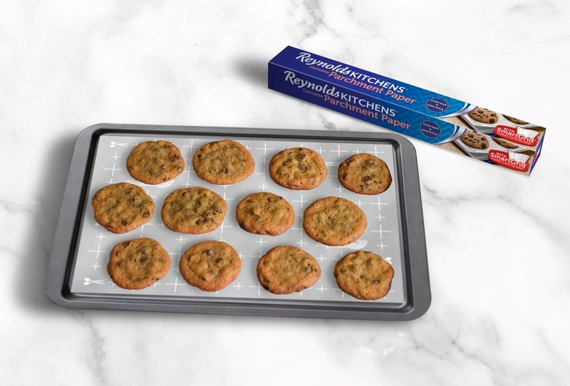 Reynolds KITCHENS™ Parchment Paper with SmartGrid®