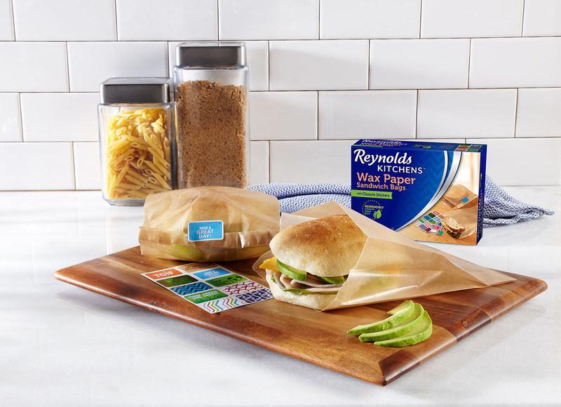 Reynolds KITCHENS™ Wax Paper Sandwich Bags