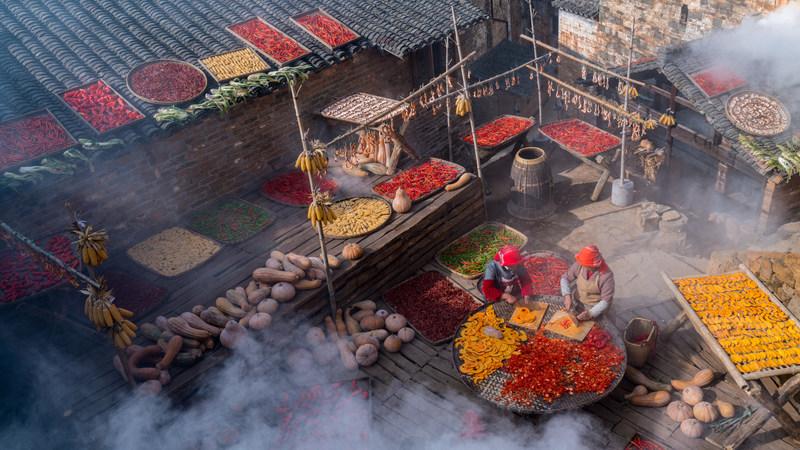 Huangling Opens Third Shaiqiu Cultural Festival