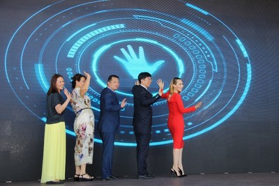 The 2017 Sanya Celebration in Kazakhstan's largest city, Almaty (PRNewsfoto/Sanya Municipal Government)