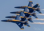 US Navy Blue Angels and AeroShell Aerobatic Team to Headline the 2017 Wings Over North Georgia Air Show