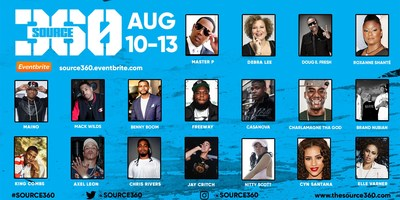 The 4th Annual SOURCE360 Festival and Conference Returns to The Cultural Epicenter of Downtown Brooklyn
