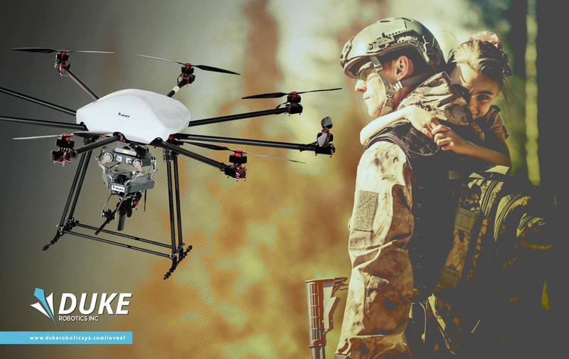 Duke Robotics Inc unveiling TIKAD