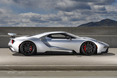 Ford GT to be featured in Michelin display at Exotics on Cannery Row