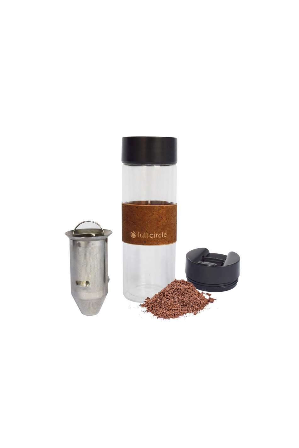 Full Circle's Brumi - Pour Over Hot & Cold Brew Bottle