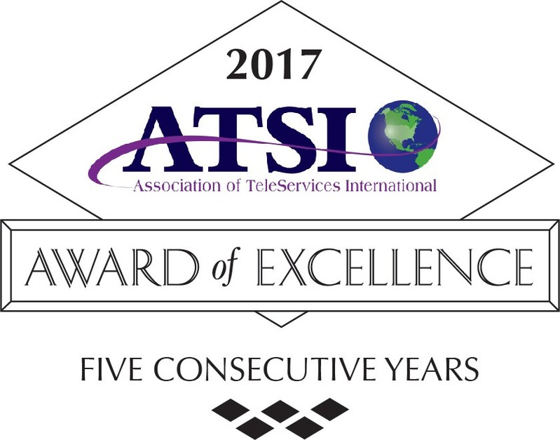 A Courteous Communications is honored to receive the Gold Plus Award of Excellence