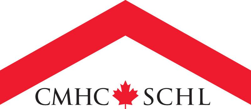Logo : SCHL (Groupe CNW/Société canadienne d'hypothèques et de logement)