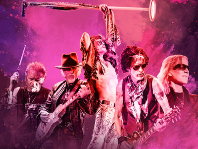 Epic Rights' client Aerosmith