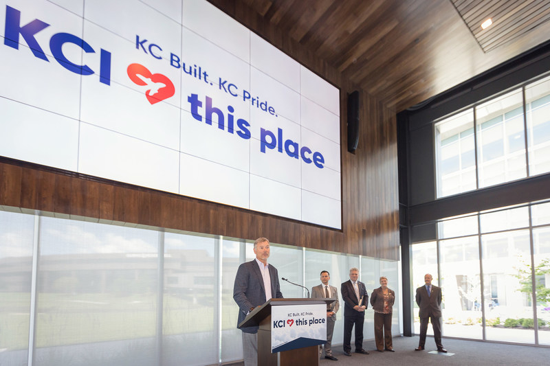 The Burns & McDonnell KCI Hometown Team is introducing a new classroom to career construction technology training program.