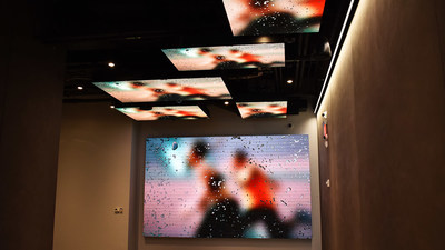 "SNA Displays LED ""Clouds"""