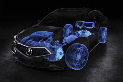 The 2018 Acura RLX Sport Hybrid is the most sophisticated and best performing Acura sedan ever, with Super-Handling All-Wheel Drive (SH-AWD) technology, shared with the NSX supercar, that creates a powerful and precise driving experience unmatched in the segment.