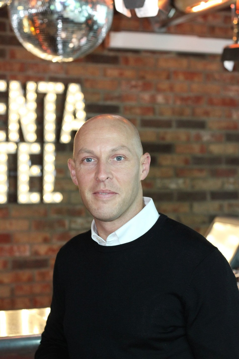 Regional Director pentahotels UK, Ben Thomas (PRNewsfoto/pentahotels)