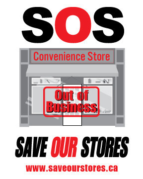 Ontario Save our Stores Campaign (CNW Group/Ontario Korean Businessmen's Association)