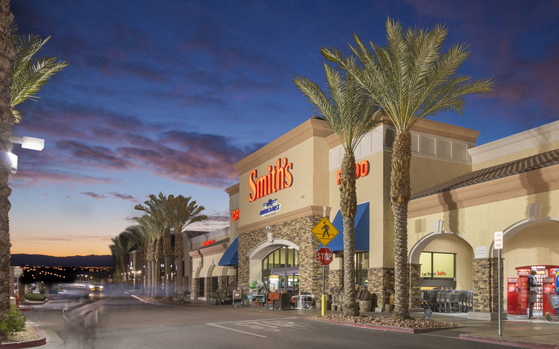 JLL Income Property Trust Acquires Grocery-Anchored Retail Center in Las Vegas - Montecito Marketplace